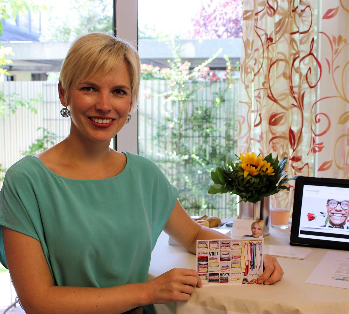 Carola Nahnsen Image und Outfitoptimierung