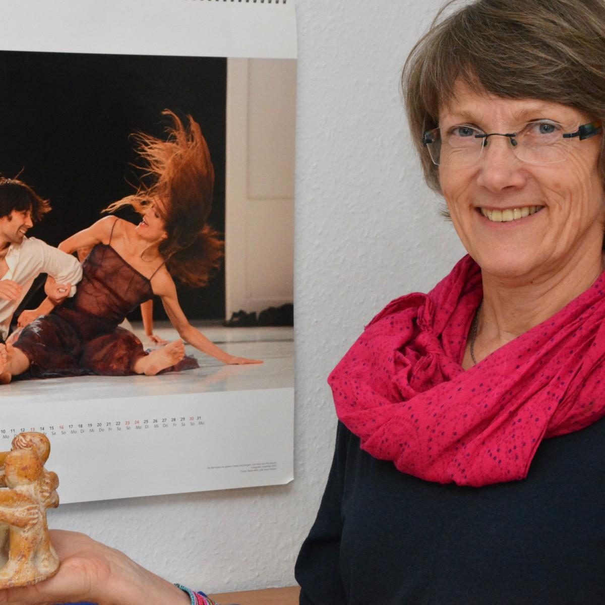 Kreistanz Charlotte Schmengler Foto F Hesseling
